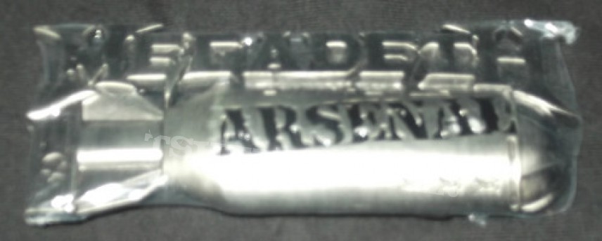 Other Collectable - Megadeth - Arsenal Belt Buckle