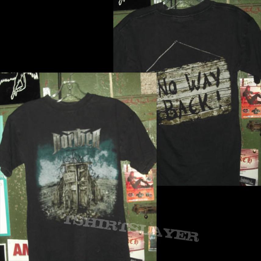 TShirt or Longsleeve - Norther No Way Back Shirt
