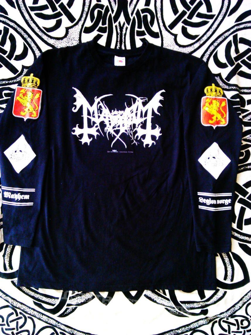 Mayhem - Legion Norge LS
