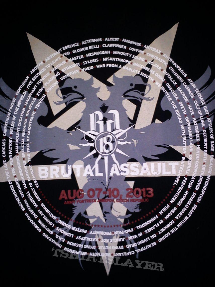 Brutal Assault 18
