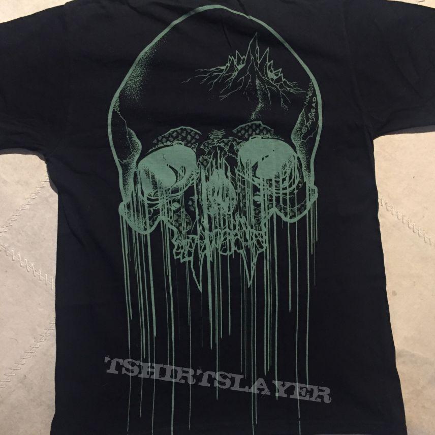 Metallica - Dripping skull shirt
