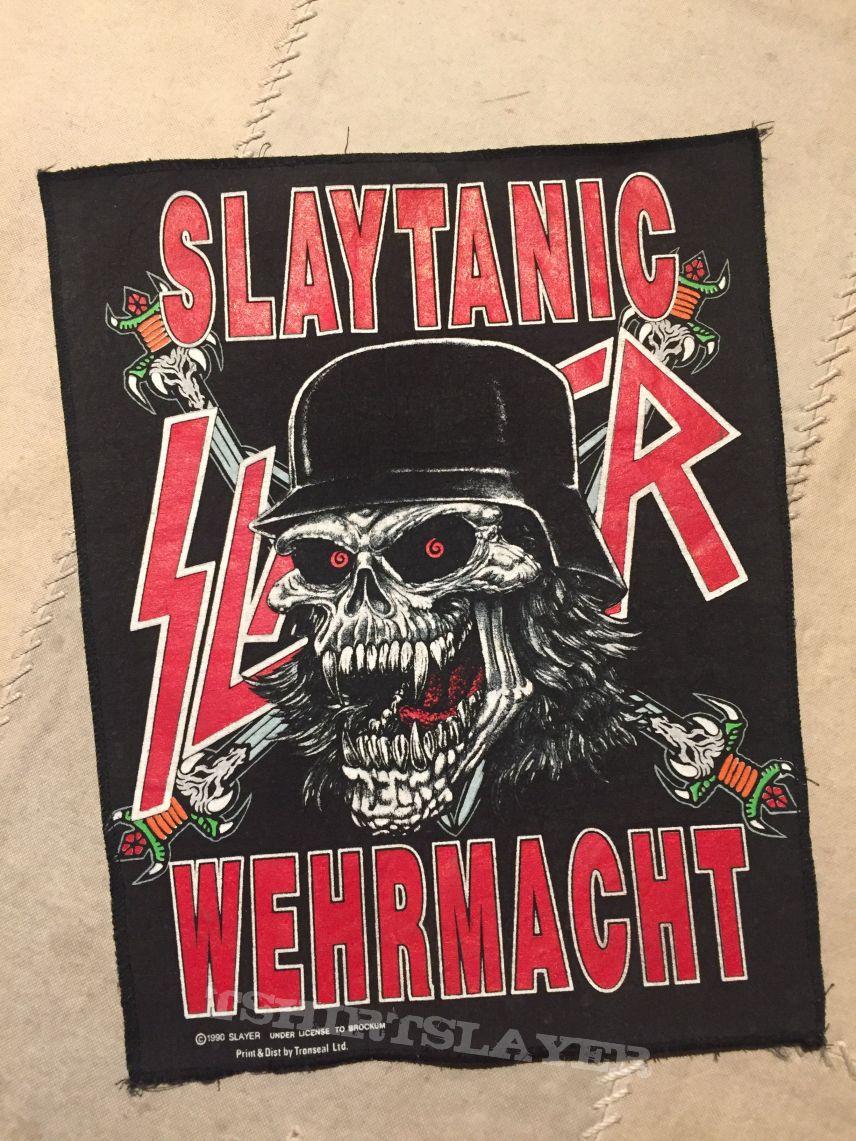 Slayer - Slaytanic Wehrmacht org. packbatch