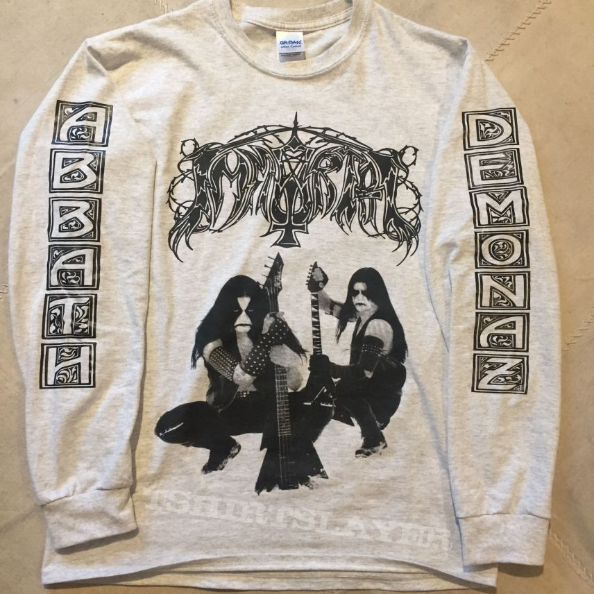 Immortal - Battles In The North longsleeve
