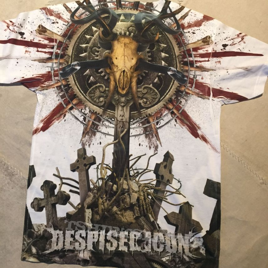 Despised Icon - Day of Mourning all over print shirt