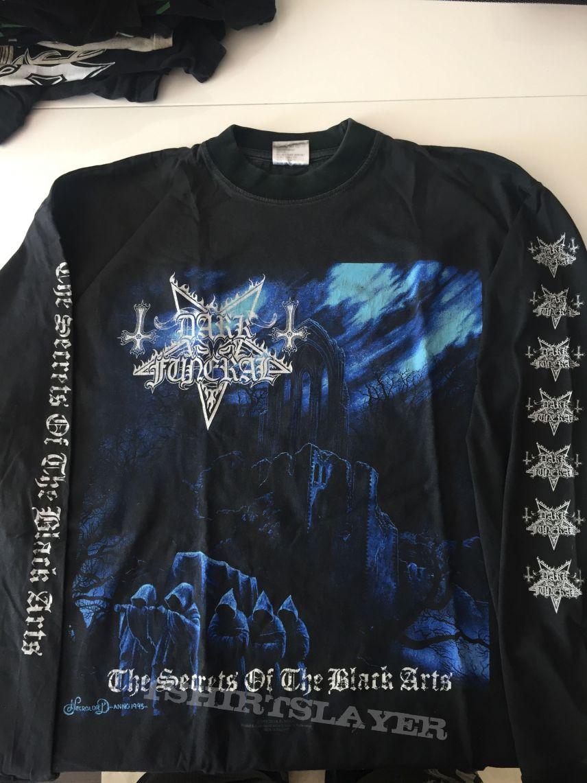 Dark Funeral - Secrets of the Black Arts LS '98