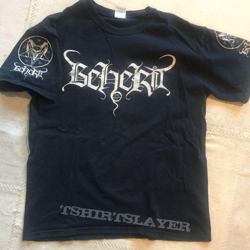 Beherit - Logo shirt