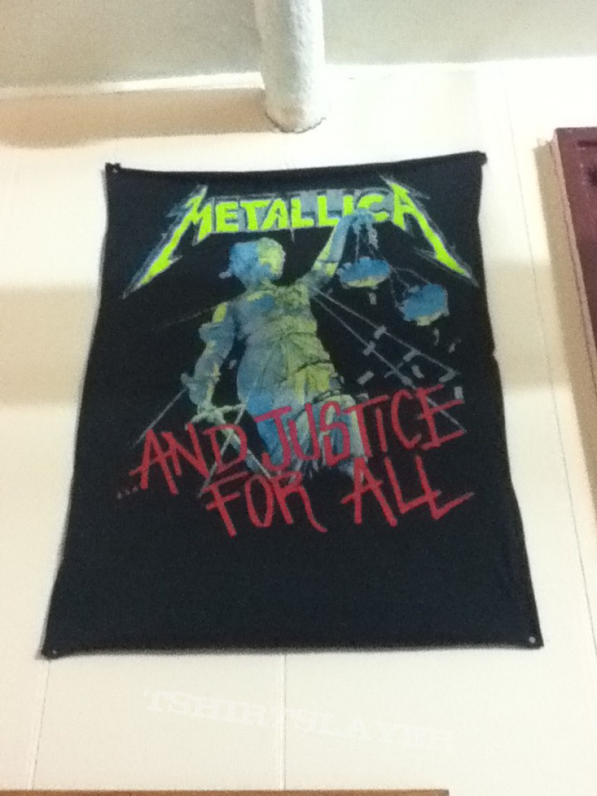 TShirt or Longsleeve - Metallica wall poster from shirt i guess