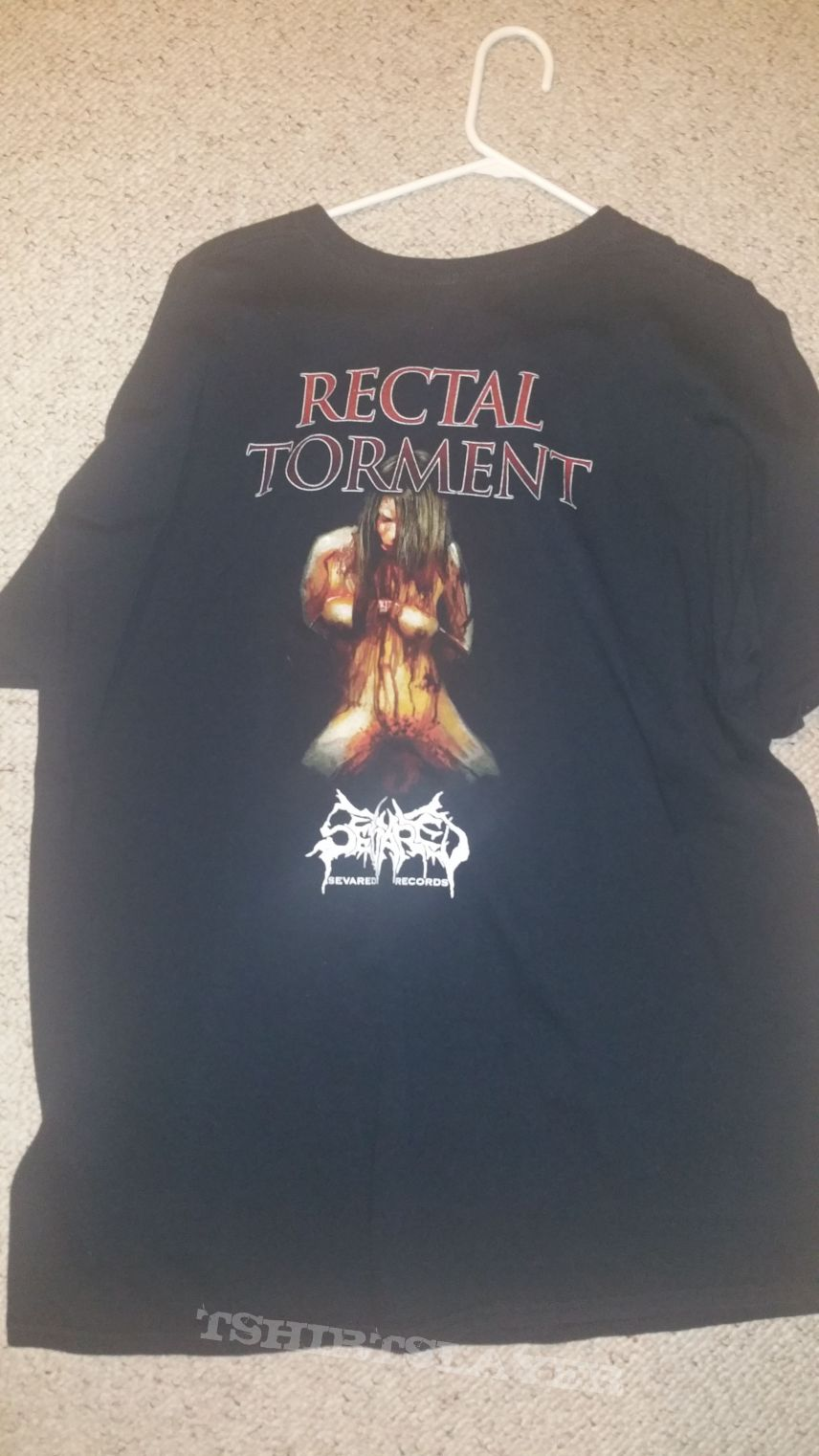 diminished rectal torment