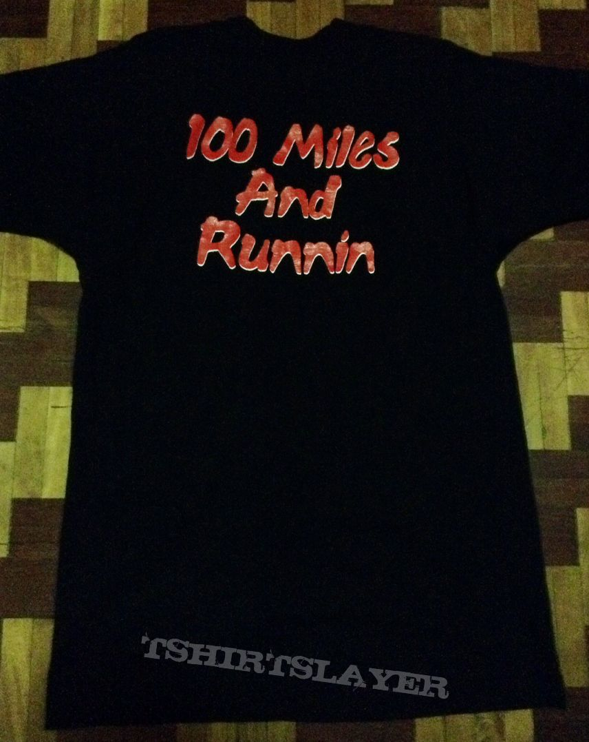 Vintage N.W.A. 100 Miles And Runnin shirt