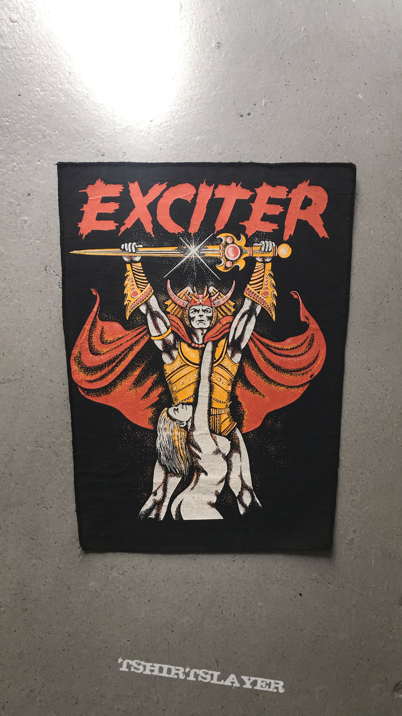 Exciter: Long live the Loud