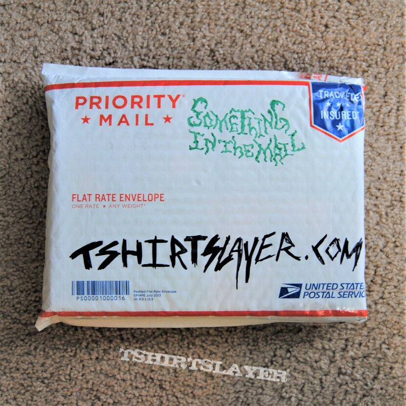 2021 something in the mail just for fun... Package