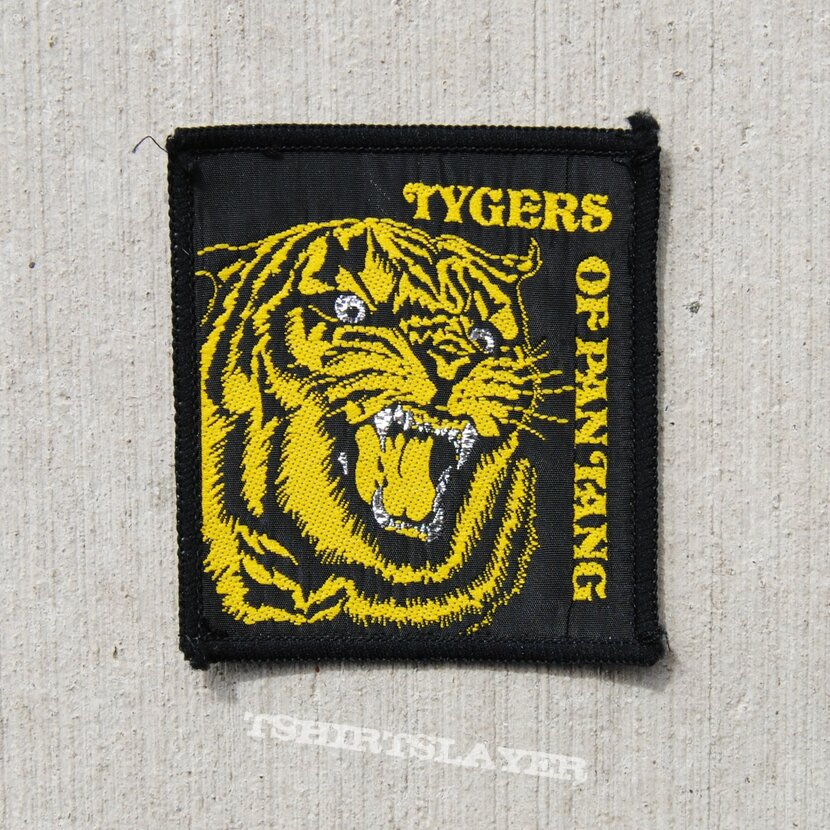 Tygers of Pan Tang: Don't Touch Me There patch