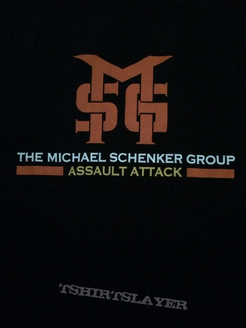 Michael Schenker Group - 'Assault Attack'