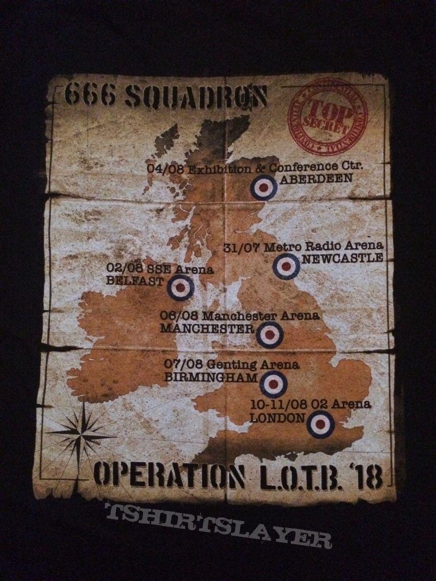 Iron Maiden - 'Legacy Of The Beast UK'