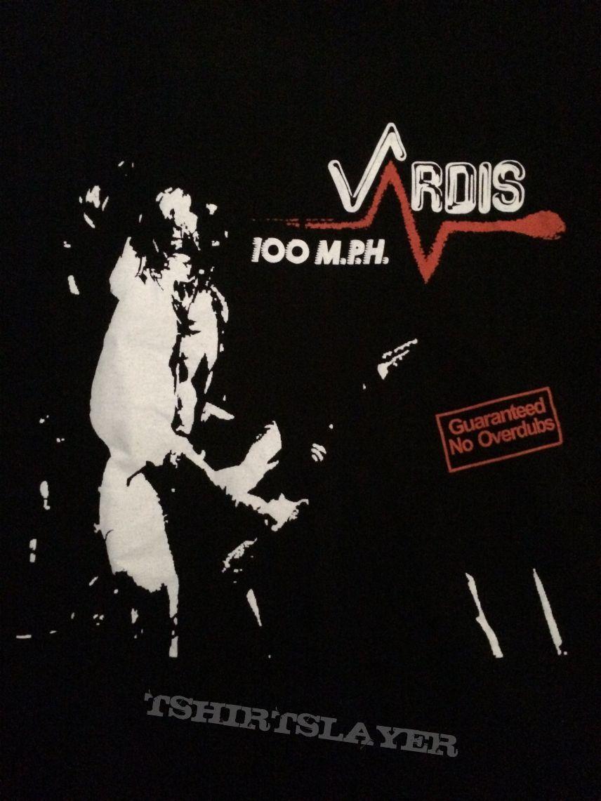 Vardis - '100 M.P.H.'