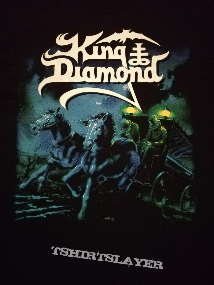 King Diamond - 'Abigail'