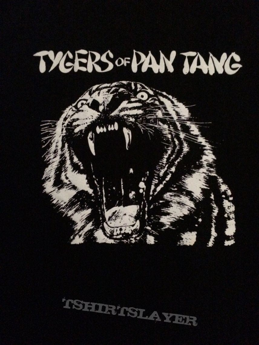 Tygers Of Pan Tang - 'Wild Cat'