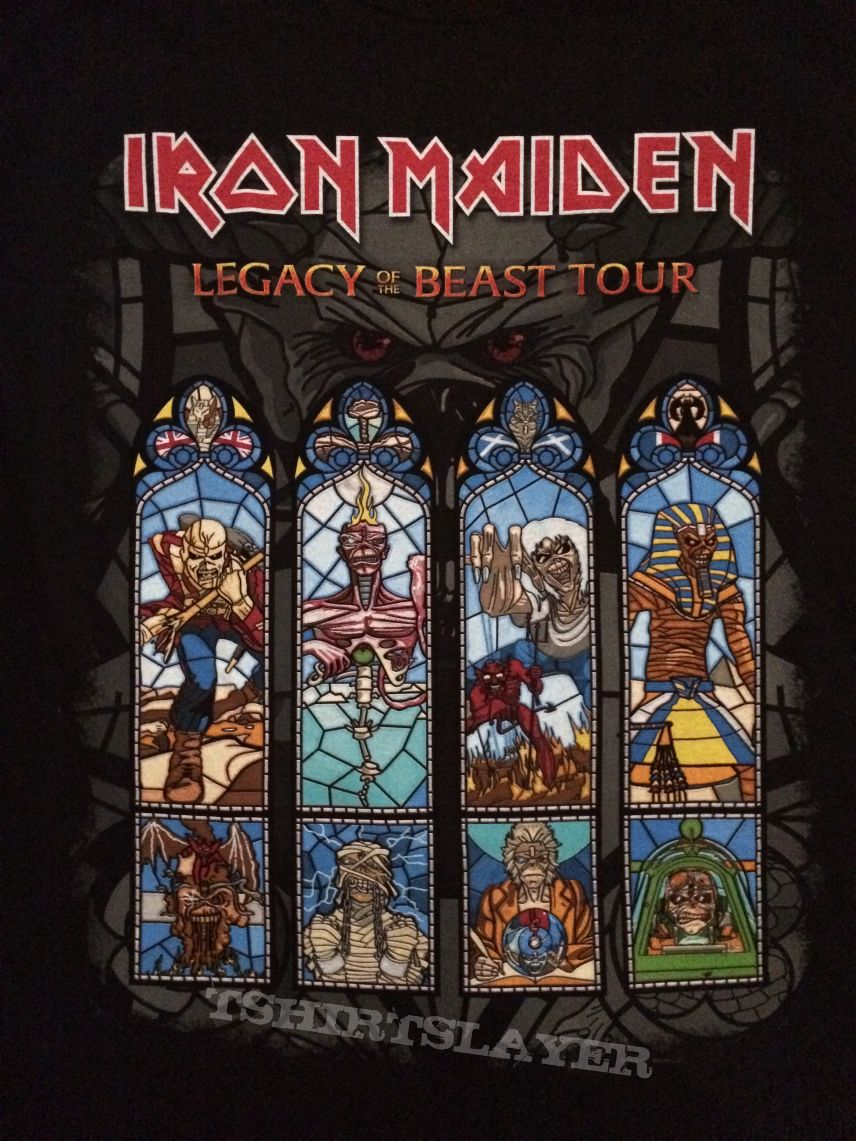 Iron Maiden - 'Legacy Of The Beast'