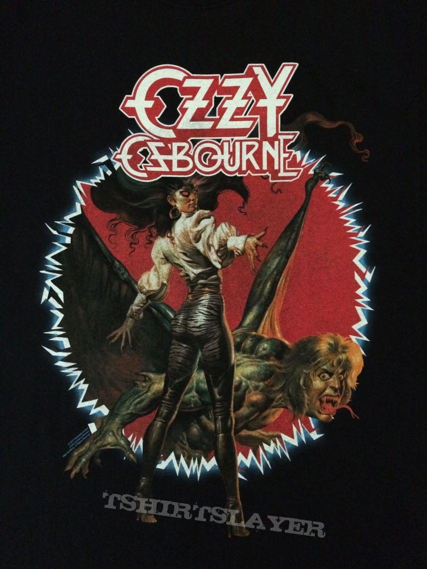 Ozzy Osbourne - 'The Ultimate Sin'