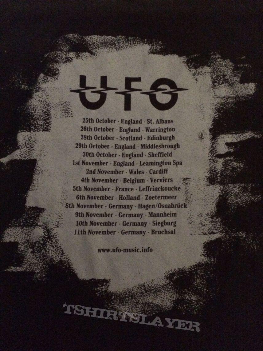 UFO - 'October / November 2016'