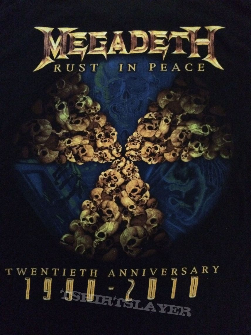 Megadeth - 'Rust In Peace'