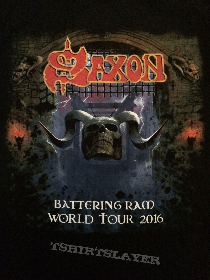 Saxon - 'Battering Ram'