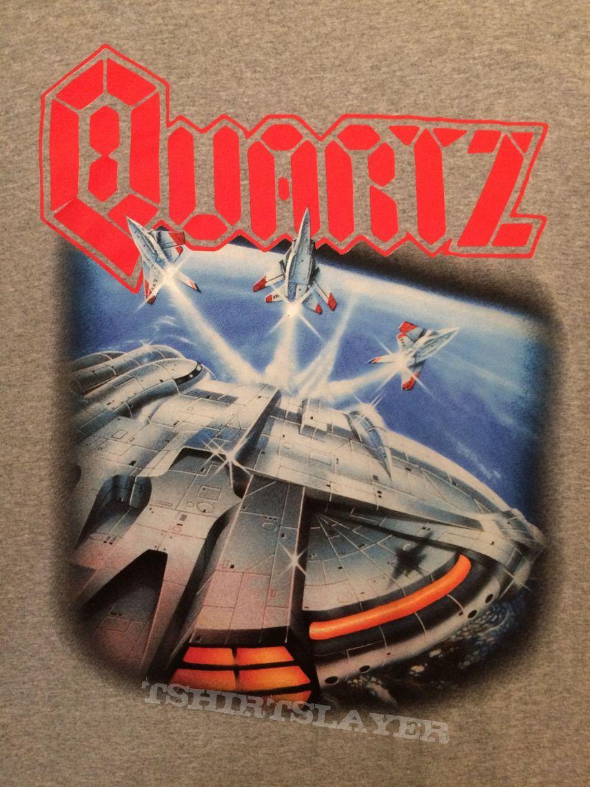 Quartz - 'Against All Odds'