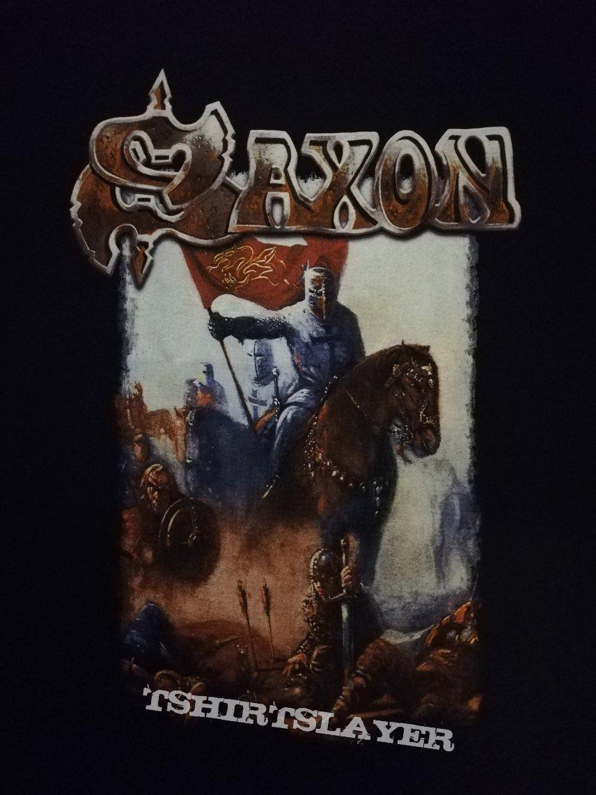 Saxon - 'Crusader'