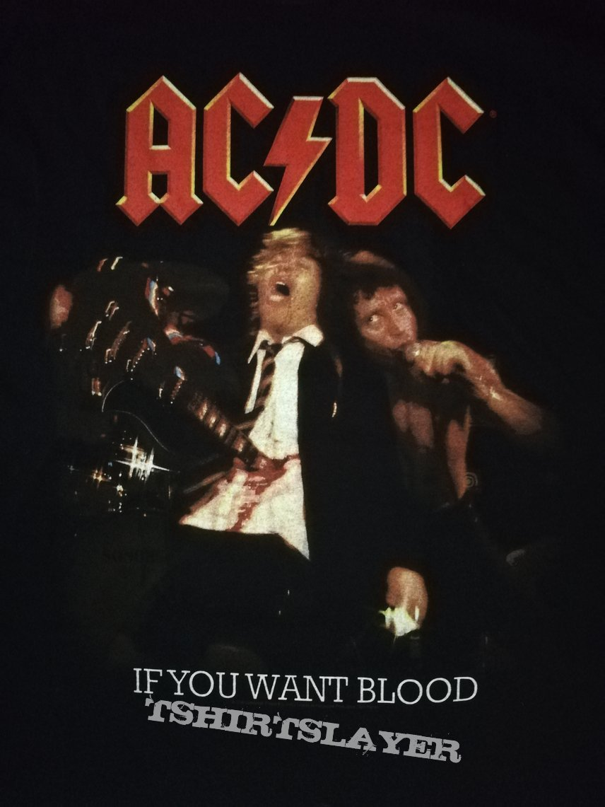 AC/DC - 'If You Want Blood (You've Got It)'
