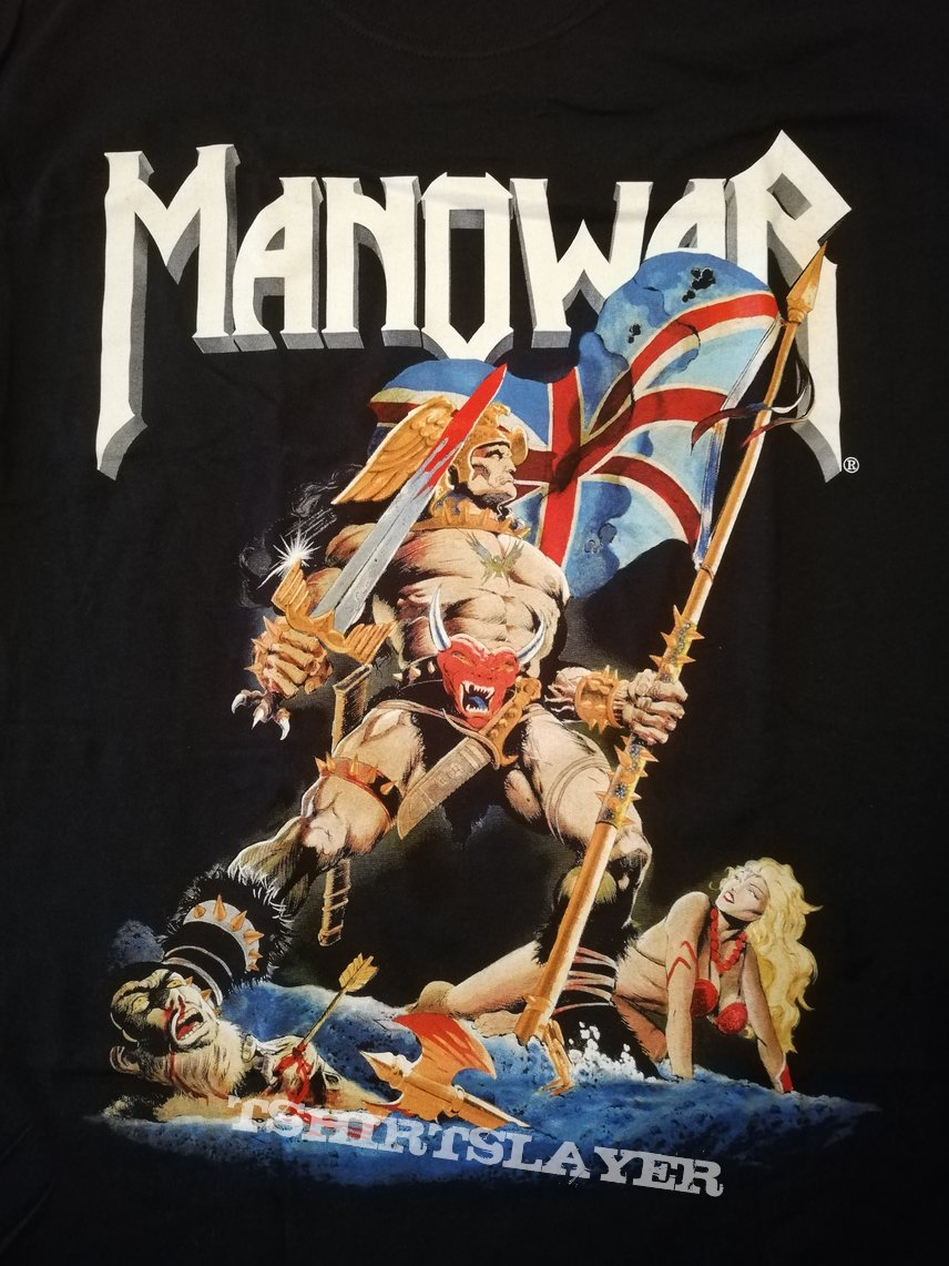 Manowar - 'Hail To England'