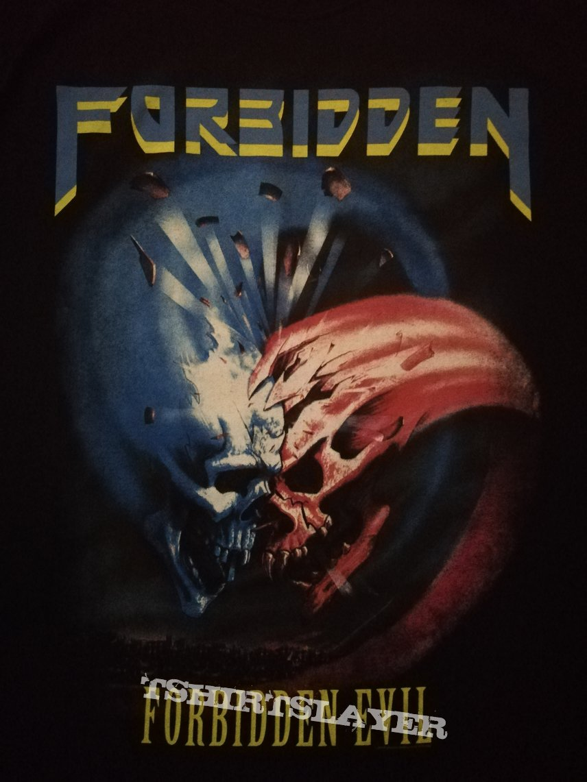 Forbidden - 'Forbidden Evil'