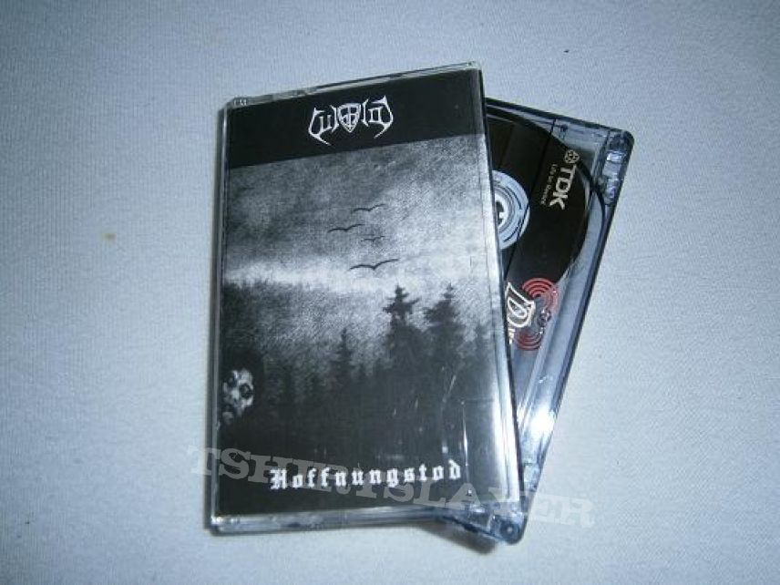 Other Collectable - Wigrid - Hoffnungstod Tape