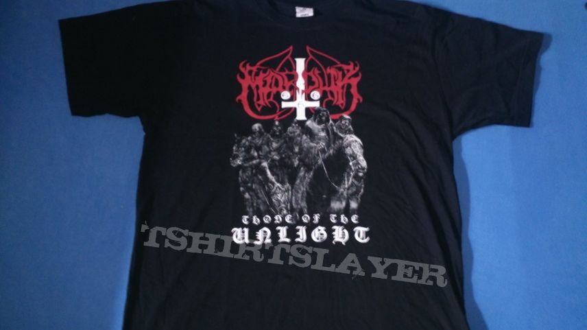Marduk - Those of the Unlight/Panzer Division Tour 2013 Shirt