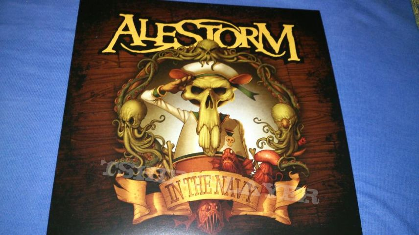 Alestorm - In the Navy Single