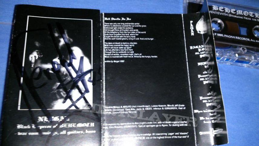 Behemoth - Sventevith Tape