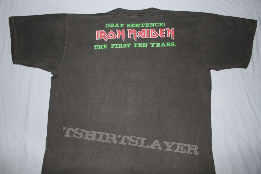 Iron Maiden Ten Years!