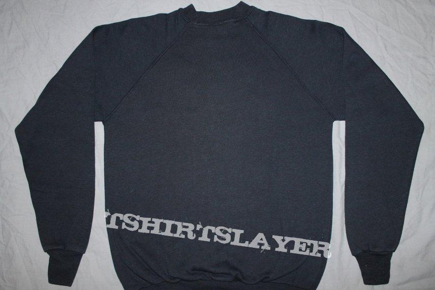 Iron Maiden Powerslave promo sweatshirt