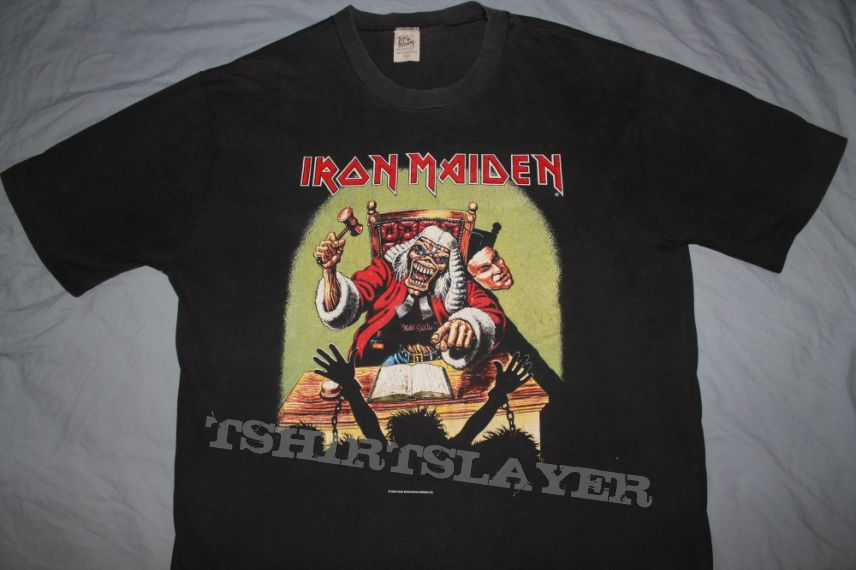 Iron Maiden Deaf Sentence