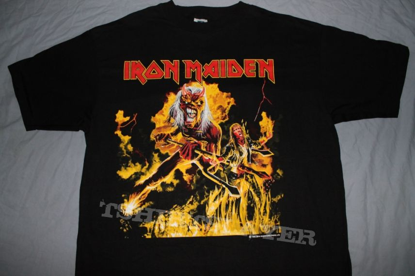 Iron Maiden Hallowed be thy Name