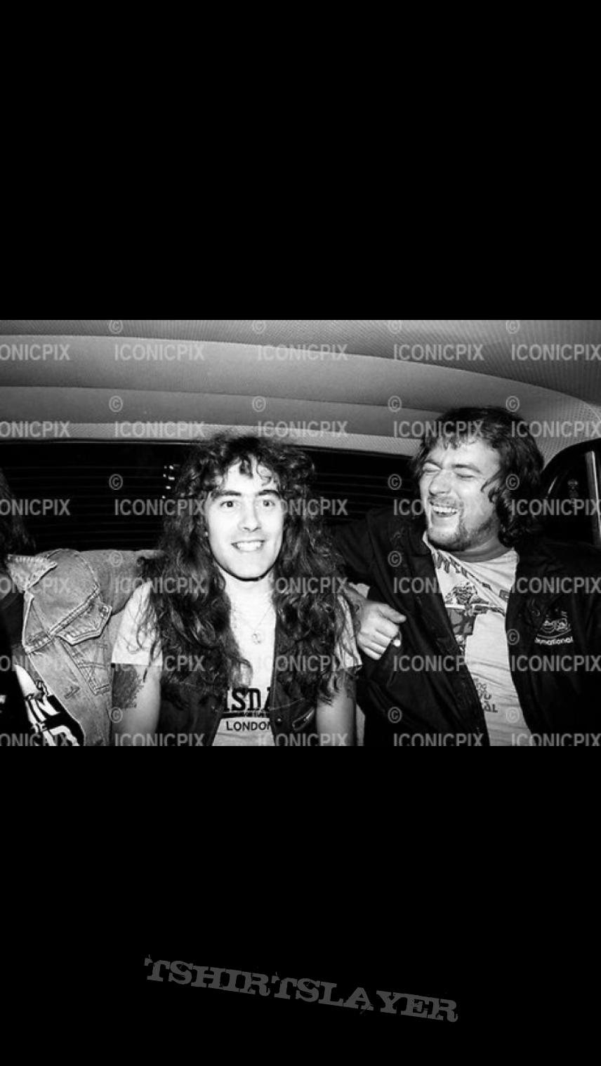 Iron Maiden Cutting Edge camo T