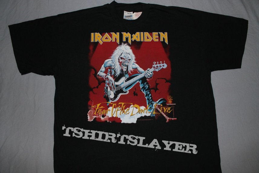 Iron Maiden Fear of the Dark live by Tusk