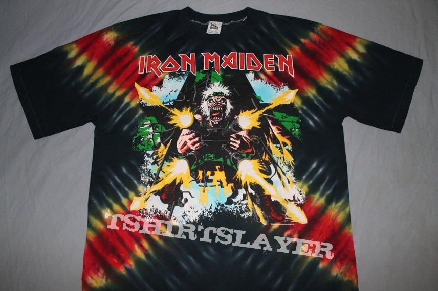Iron Maiden Tailgunner Tie Dye