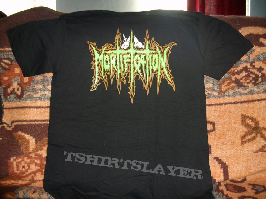 Mortification - Mortification 1991