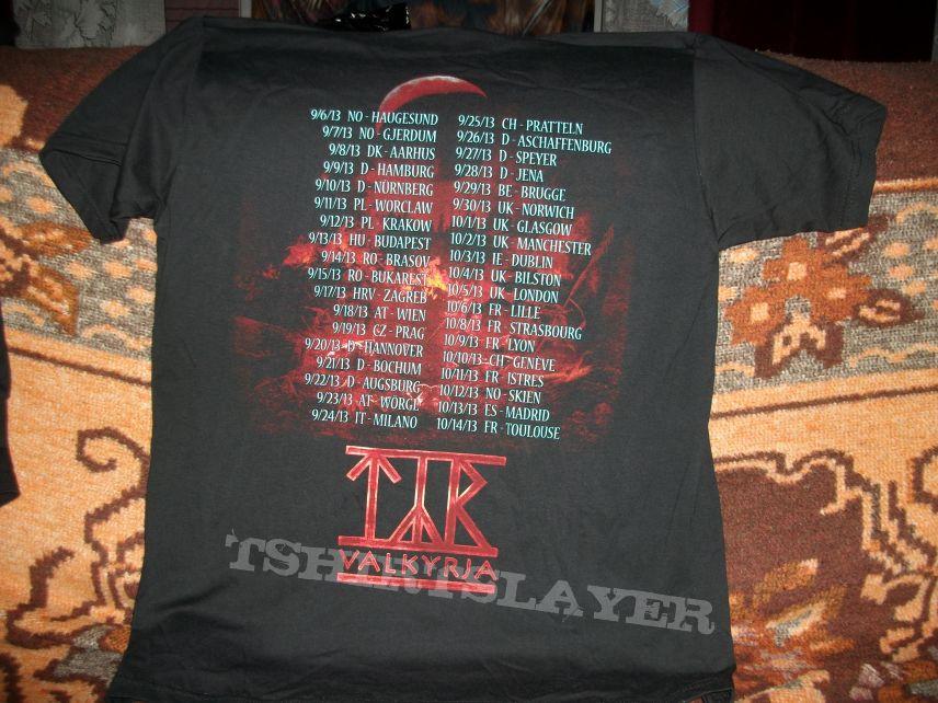Tyr - Valkyrja tour 2013