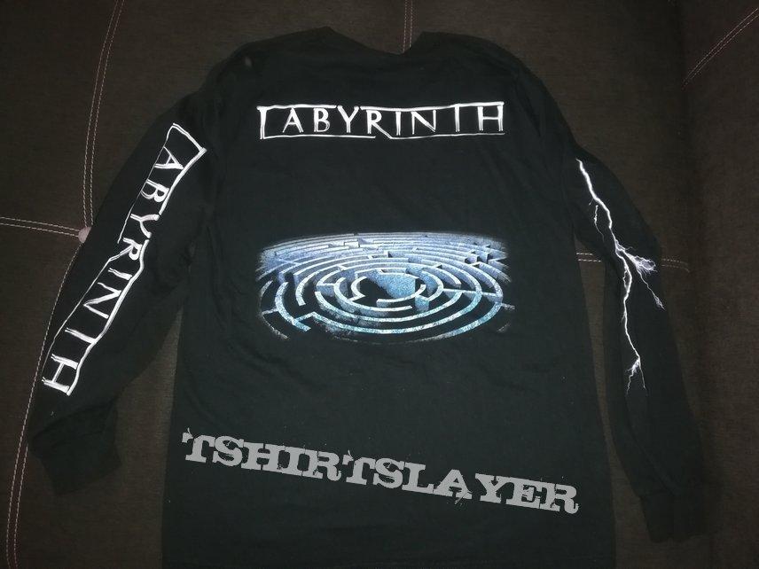 Labyrinth Return To Heaven Denied 2 Tshirtslayer Tshirt And Battlejacket Gallery