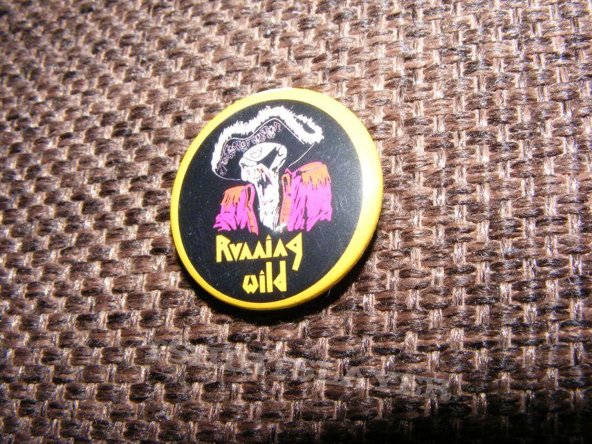 Running Wild badge