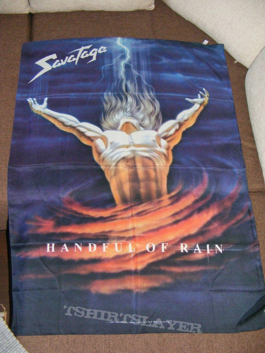 Savatage - Handful Of Rain flag