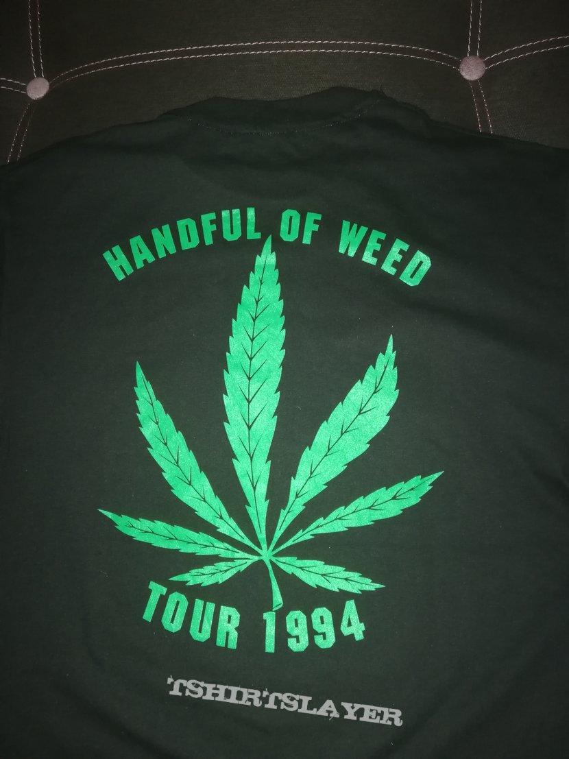 Savatage - Handful Of Weed Tour 1994