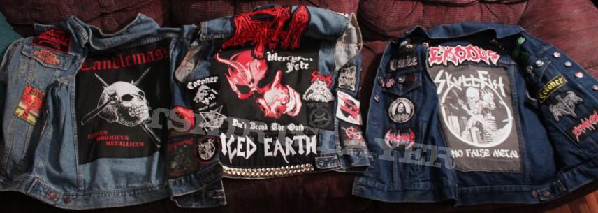 Battle Jackets