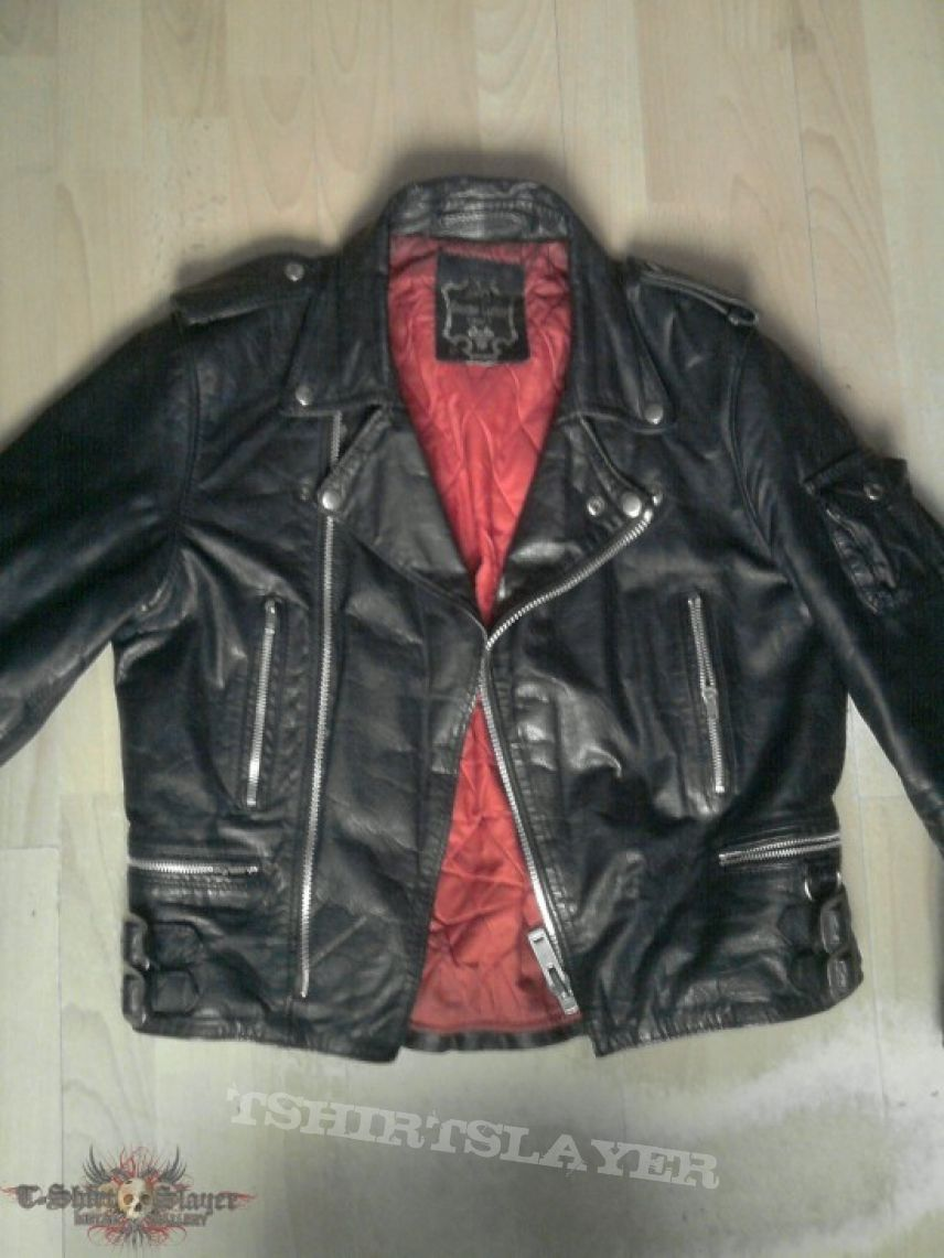 Battle Jacket - My New Leather Jacket